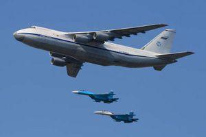Chiêm ngưỡng những máy bay vận tải quân sự lớn nhất thế giới