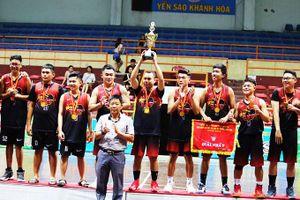 Giải bóng rổ các câu lạc bộ tỉnh: Số đội tham dự tăng cao