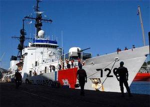 Sức mạnh tàu USCGC John Midgett Mỹ có thể chuyển giao