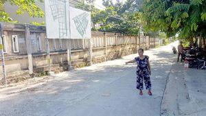 Dự án khu dân cư mới 2A: Chưa được giao mặt bằng đã phá tài sản của dân