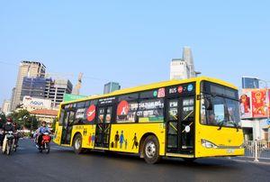 Tăng hơn 1.000 chuyến buýt ở Sài Gòn phục vụ khách dịp lễ 2/9