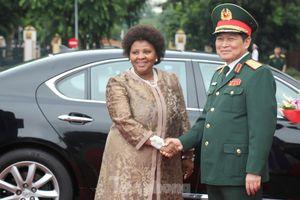 Bộ trưởng Ngô Xuân Lịch trao đổi những gì với người đồng cấp phía Nam Phi