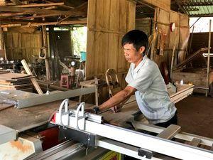 Hỗ trợ cơ sở công nghiệp nông thôn nâng cấp thiết bị, tăng năng suất sản phẩm