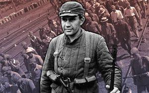 Một sĩ quan hải quân Liên Xô bắt được tới 5.000 lính phát xít Nhật