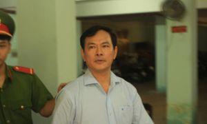 Sáng nay, Nguyễn Hữu Linh hầu tòa