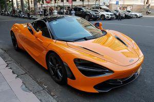 Những chiếc McLaren 720S tại VN - kẻ dễ dàng, người gian nan