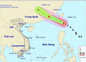Bão Bailu xuất hiện gần biển Đông, cảnh báo mưa lớn tại Trung bộ