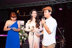 Hành động đẹp của Mạnh Quỳnh với đàn em khiến nhiều người ngưỡng mộ