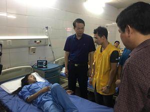 Vụ xe máy kẹp 5 đâm dải phân cách làm 4 người chết ở Thái Nguyên: Danh tính các nạn nhân