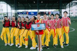 Vietjet Thailand tổ chức giải bóng đá phi công toàn Thái Lan