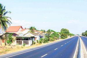 Đề xuất xây dựng đường gom trên tuyến quốc lộ