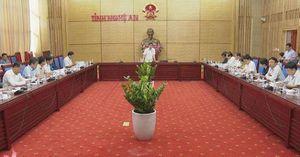 Nghệ An sắp xếp 36 đơn vị hành chính cấp xã