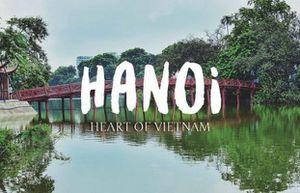 703 lượt phát sóng quảng bá Hà Nội trên kênh CNN