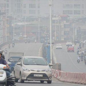Cảnh báo: Hà Nội 'vượt mặt' Bắc Kinh, đứng đầu thế giới về ô nhiễm không khí trong ngày 26/8