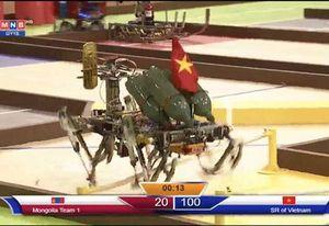 Đội tuyển Việt Nam vào tứ kết ABU Robocon 2019