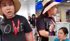 Bí ẩn đằng sau đoạn clip đại úy Lê Thị Hiền chửi bới, gây rối tại sân bay Tân Sơn Nhất?