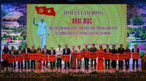 Lâm Đồng: Sân khấu hóa thi tìm hiểu, học tập và làm theo tư tưởng, đạo đức, phong cách Hồ Chí Minh