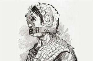 Kinh hoàng quái chiêu tra tấn phụ nữ 'lắm mồm' thời Trung cổ