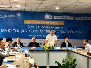 Geotec Hà Nội 2019 thu hút trên 40 nước và vùng lãnh thổ tham dự