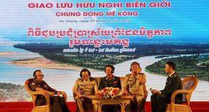 Thắm tình hữu nghị Việt Nam – Campuchia