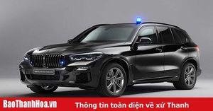 BMW X5 Protection VR6 - SUV chống đạn hạng sang