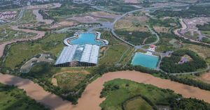 Sơn Tiên - Đồng Nai: Từ đầm lầy đến khu du lịch, đô thị tương lai