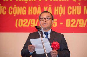 Thắm đượm tình hữu nghị quan hệ giữa Việt Nam và Nhật Bản