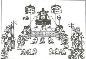 Vị vua có nhiều con rể lên làm vua nhất trong lịch sử nước ta