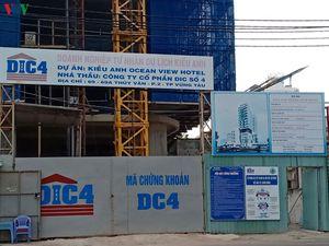 Dự án xây khách sạn 'khủng' ở Vũng Tàu phớt lờ thanh tra xây dựng