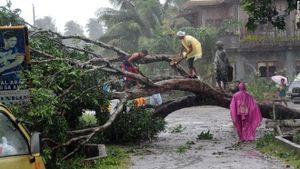 Những khu vực hứng chịu mưa bão nhiều nhất thế giới