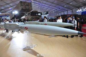 Trung Quốc chào bán tên lửa hành trình đối đất siêu thanh cực kỳ lợi hại