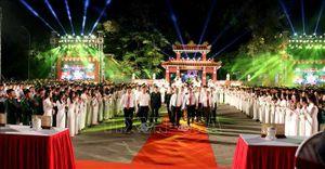 Xúc động 'Bài ca kết đoàn' kỷ niệm 50 năm thực hiện Di chúc của Chủ tịch Hồ Chí Minh