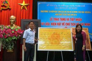 Tình cảm của người dân xứ Huế đối với Bác Hồ