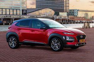 Ưu điểm nổi bật của Hyundai Kona Hybrid 2020, giá hơn 600 triệu đồng