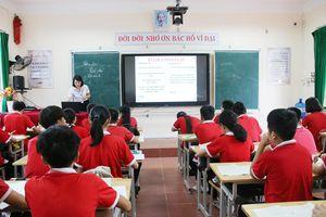Ứng dụng CNTT trong quản lý, dạy và học: Mục tiêu lấy học sinh làm trung tâm