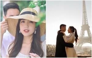 Chặng đường yêu gần 4 năm vừa kín tiếng, vừa đáng ngưỡng mộ của hotgirl Mie Nguyễn và chồng sắp cưới