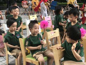 Tưng bừng khai giảng tại các cơ sở mầm non Dongsim Kindergarten