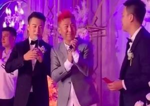 Ca sĩ hạng A Trung Quốc đi hát đám cưới sau bê bối ma túy
