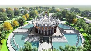 Sẵn sàng thi công Dự án Đền thờ các vua Hùng ở Cần Thơ