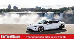 Porsche Taycan 2020 - sedan chạy điện giá từ 151.000 USD