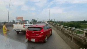 Phạt 5 triệu đồng chủ ô tô bỏ chạy khi CSGT Bắc Ninh kiểm tra