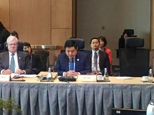 Đề xuất thiết lập mạng lưới trung tâm đổi mới sáng tạo APEC