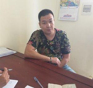 Bắt đối tượng truy nã người Trung Quốc chuẩn bị xuất cảnh sang Lào