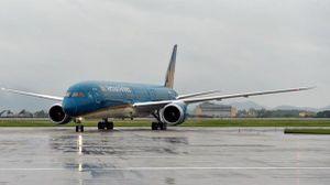 Nhiều hãng hàng không trong nước thay đổi giờ bay đi Nhật do bão Faxai