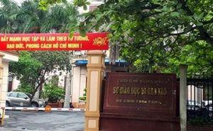 Thanh Hóa: Công khai các khoản thu trong trường học để tránh lạm thu