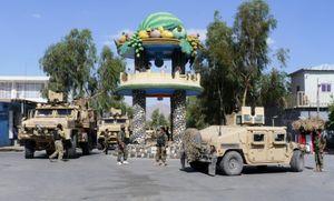 Đức ngừng công tác huấn luyện tại thủ đô Kabul của Afghanistan