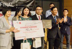 Giải pháp công nghệ Medlink đạt giải nhất tại VietChallenge 2019