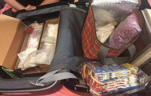 Bắt băng buôn ma túy thuê chung cư cao cấp ở Sài Gòn làm sào huyệt