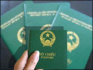 Hai vợ chồng ở Bình Định giả mạo hồ sơ để được cấp hộ chiếu