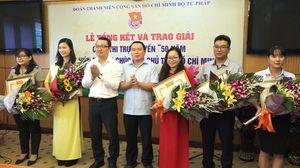 Tổng kết và trao giải cuộc thi trực tuyến '50 năm thực hiện theo di chúc của Chủ tịch Hồ Chí Minh'